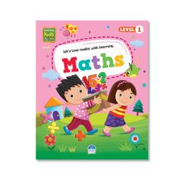Martı Ç- Lets Love Maths With Learning (Level 1)